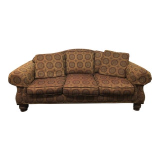 Drexel Beacon Hill Print Sofa For Sale