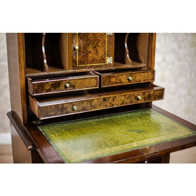 Late 19th-Century Secretary Desk For Sale - Image 11 of 13