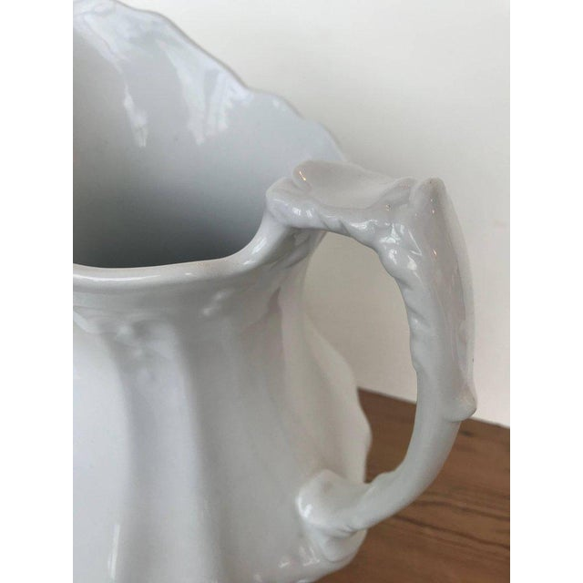 Ironstone Johnson Bros. Pitcher For Sale - Image 4 of 6