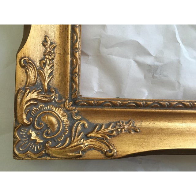 Vintage French Baroque Gold Frame - Image 4 of 6