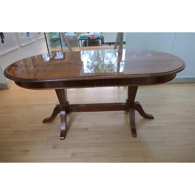 Neoclassical Ukranian Dining Table - Image 6 of 10