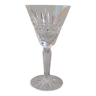 1970s Traditional Waterford Crystal Wine Glasses For Sale