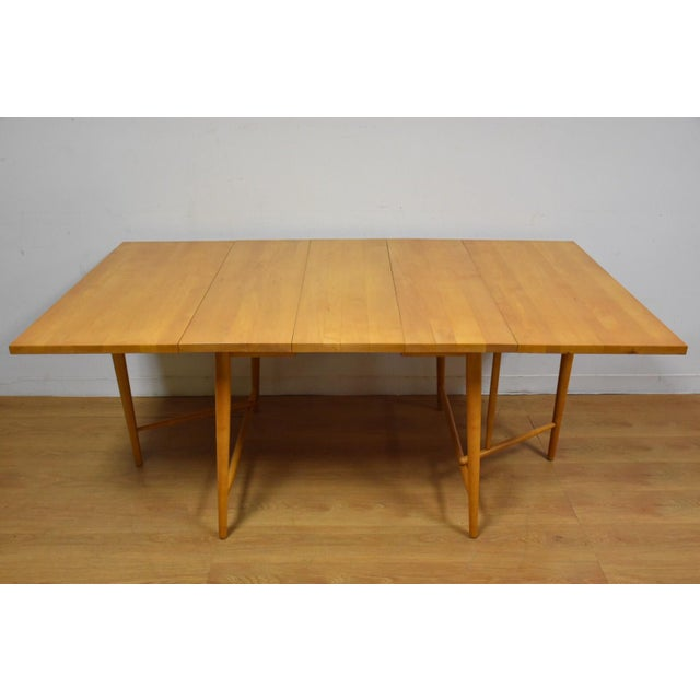 "Paul McCobb ""Predictor"" Dining Table - Image 2 of 11"