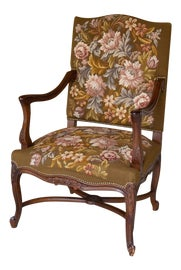 Image of Auburn Bergere Chairs