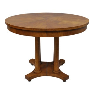 Baker Round Dining Room Table