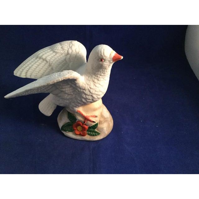 Ceramic Dove of Peace Porcelain Figurine For Sale - Image 11 of 11