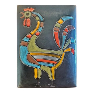 Alvino Bagni 'Rooster' Trinket Box For Sale