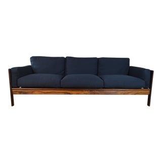 Komfort Danish Mid Century Modern Rosewood Sofa
