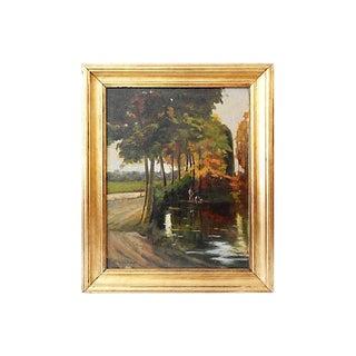 Gino Bruno Landscape For Sale