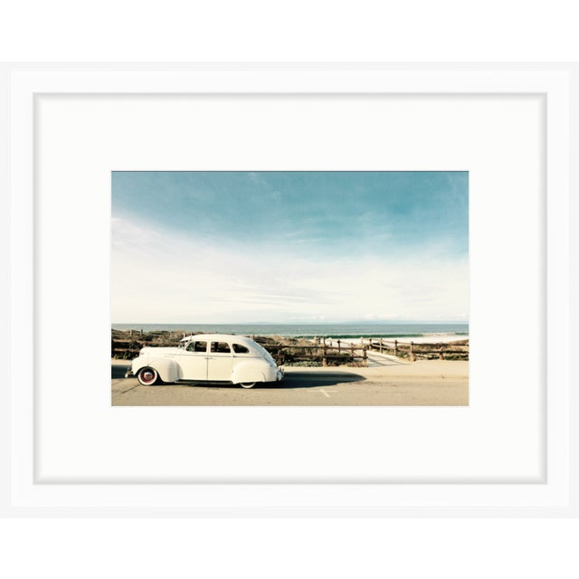 Unframed photograph taken in Monterey, California. I like that this photo has a vintage feel and reminds me of another...