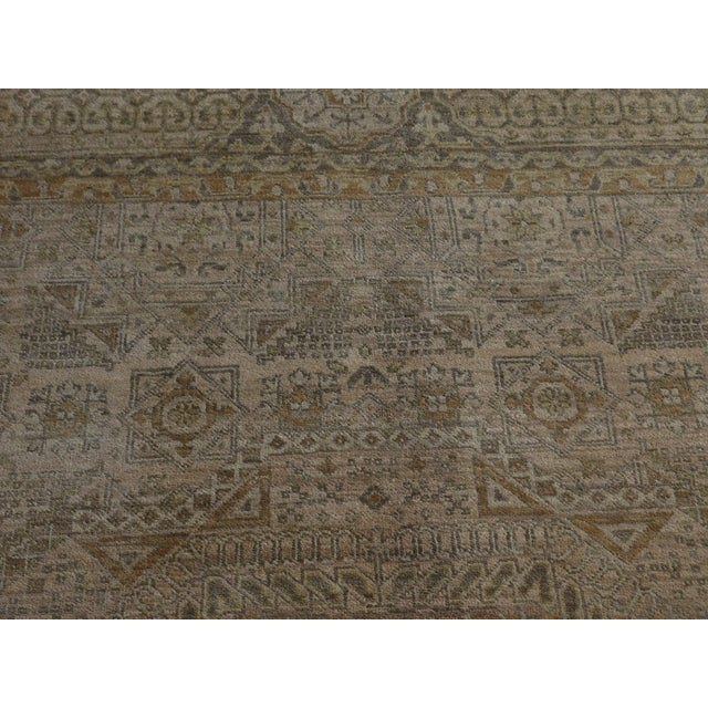 "Mamluk Hand-Knotted Luxury Rug - 7'10"" x 7'11"" For Sale In Los Angeles - Image 6 of 10"