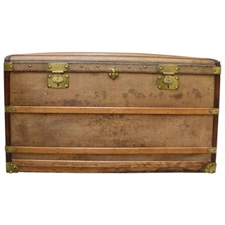 French Trunk , Circa 1872 For Sale