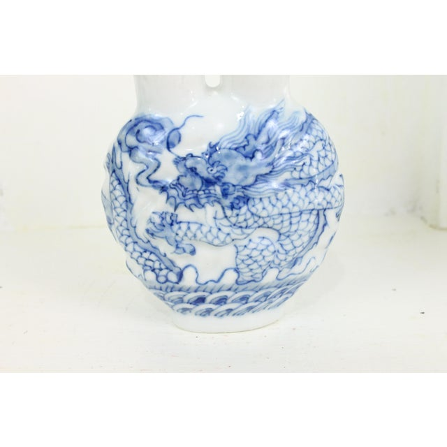 Double Head Porcelain Bottle For Sale In Raleigh - Image 6 of 9