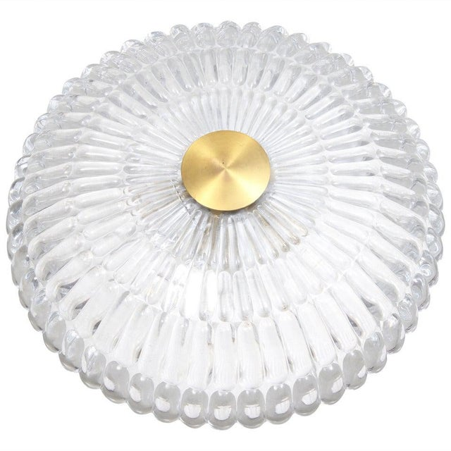 1960s Ceiling Light by Carl Fagerlund for Orrefors / 2 Available For Sale - Image 5 of 5
