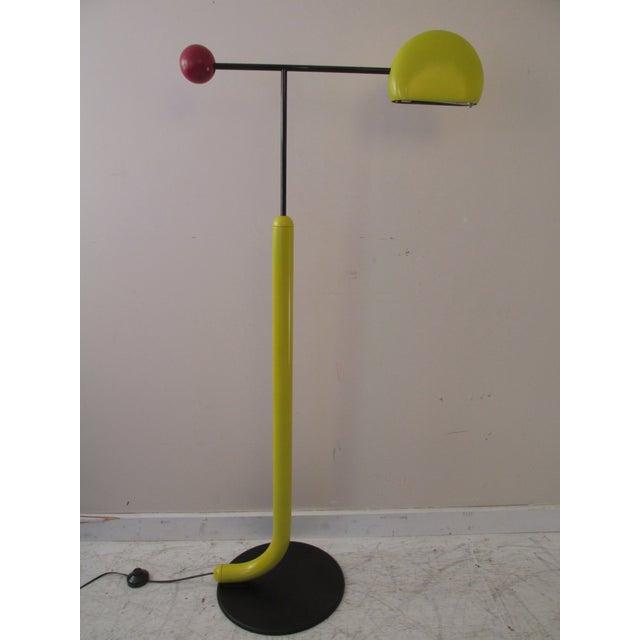 Vintage Floor Lamp by Toshiyuki Kita - Image 11 of 11
