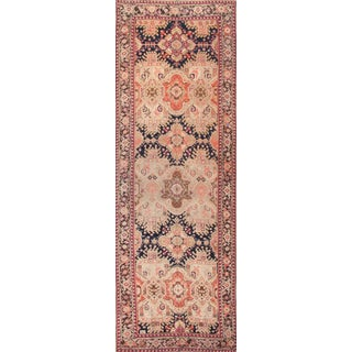 Pasargad Home Karabakh Lamb's Wool Area Rug- 6′3″ × 18′3″ For Sale