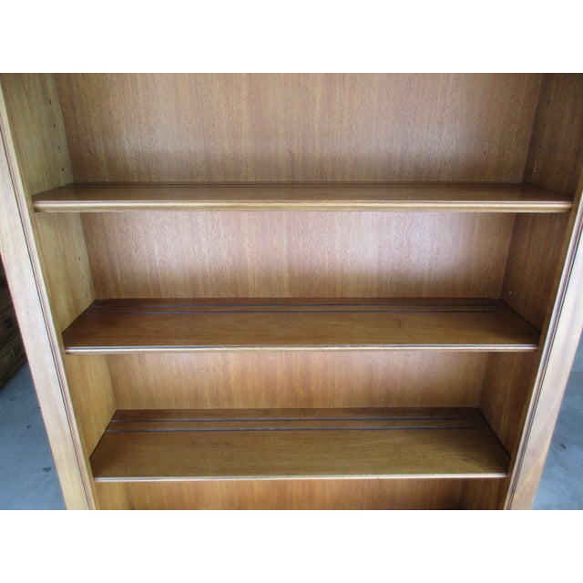 Classic Drexel Bookcase For Sale - Image 5 of 9