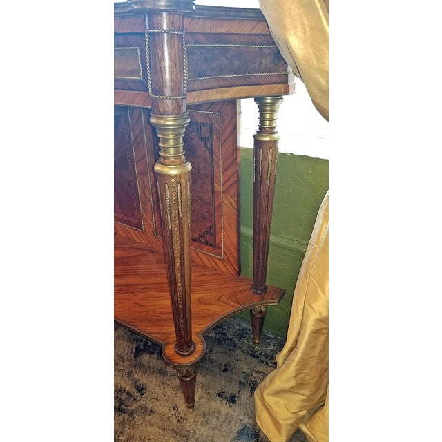 19c French Breakfast Console Buffet For Sale - Image 11 of 13