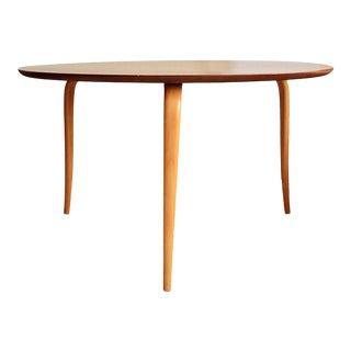 1960s Scandinavian Modern Bruno Mathsson for Firma Karl Mathsson Annika Table For Sale