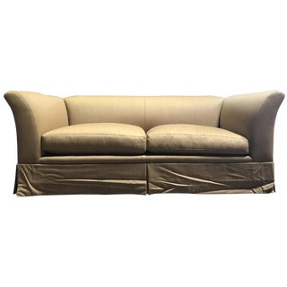 Late 20th Century Vintage Two-Seat Sofa For Sale