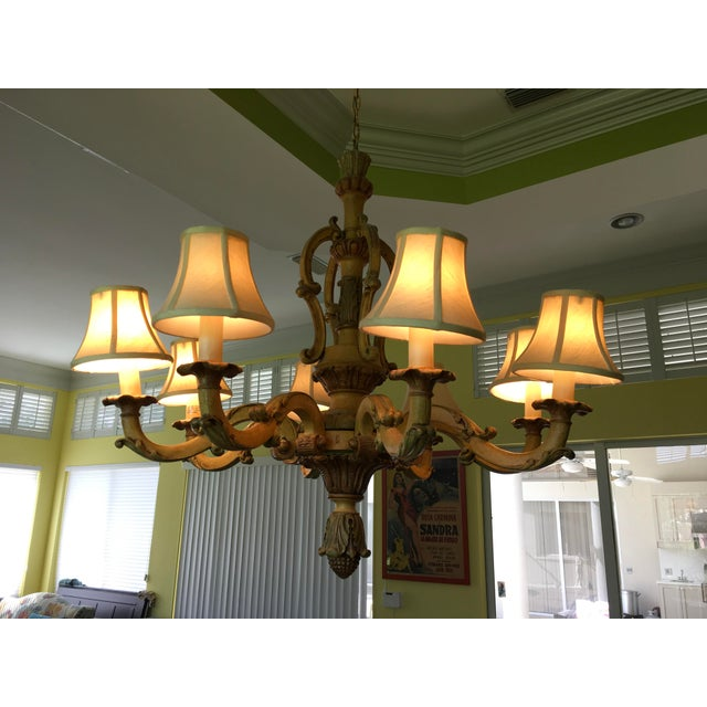 Elegant Beauty Country French Chandelier - Image 2 of 3