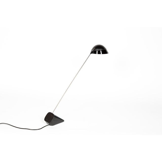 Metal Achille Castiglioni Ipotenusa 630 Table Lamp For Sale - Image 7 of 8