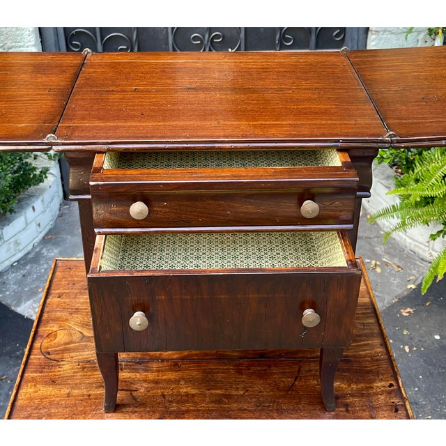 English Antique Salesman's Sample Diminutive Chest of Drawers For Sale - Image 3 of 6