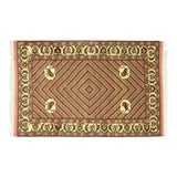 Image of Nalbandian - 1970s Persian Coushan Qashqai Rug - 4' X 6' For Sale