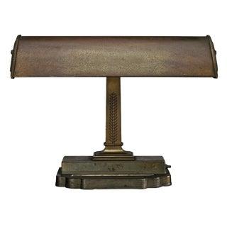 1930s Art Deco Desk Lamp For Sale