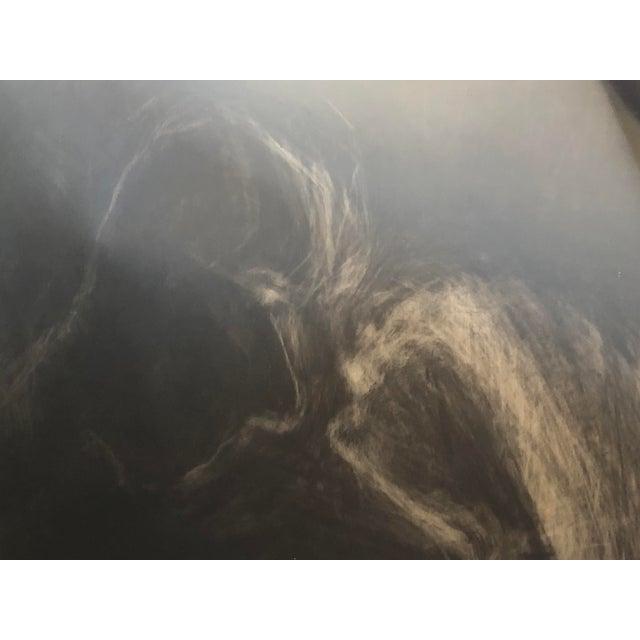 """1990s Susan Rothenberg, """"Mezzofist #2"""" Mezzotint Print For Sale - Image 12 of 13"""