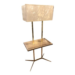 Vintage Paul McCobb Brass Floor Lamp