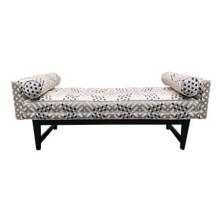 Vintage Mid-Century Bench/Settee For Sale