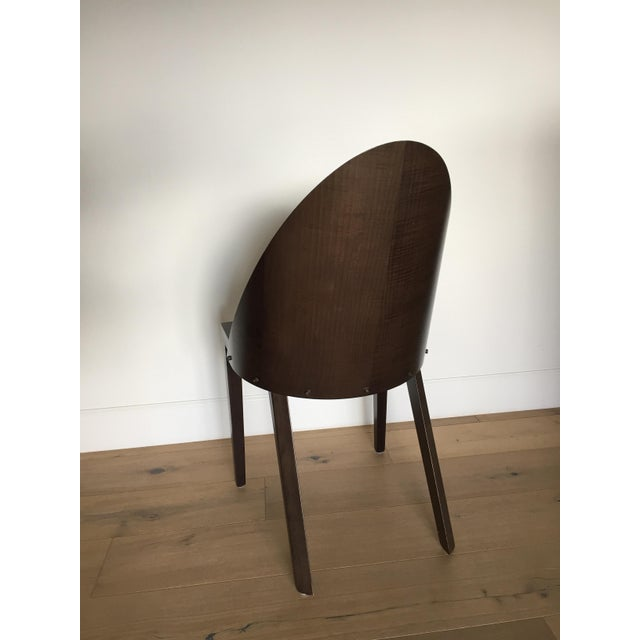 philippe starck design for driade spa dining chairs set of 4