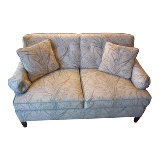 20th Century Shabby Chic Loveseat For Sale