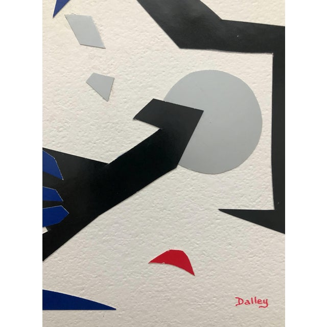 Abstract To the Stars Collage by Dalley For Sale - Image 3 of 6