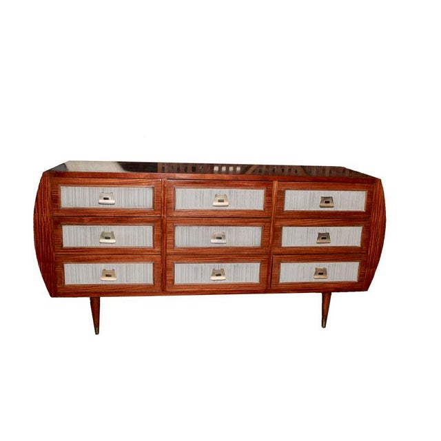 Mid-Century Modern Mid-Century Modern Chest of Drawers For Sale - Image 3 of 3