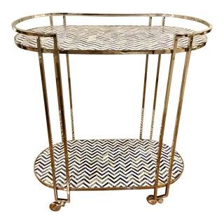 Regina Andrew Bar Cart Prototype For Sale