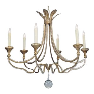 "Murray's Ironworks ""Southern"" Chandelier"