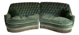 Image of Art Deco Sofas