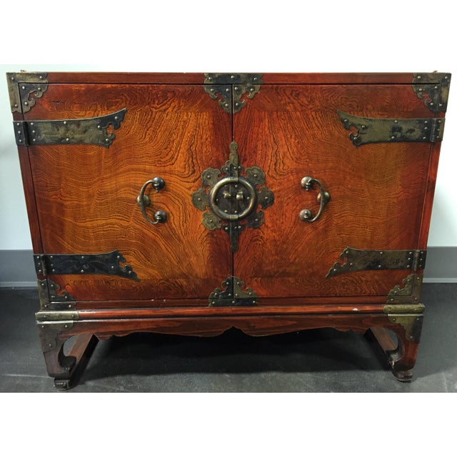 Japanese Tansu Style Silver Chest - Image 3 of 10