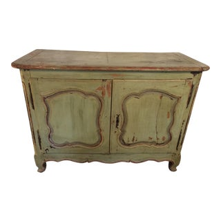 Louis XV Period Two Door Buffet For Sale
