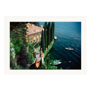"Slim Aarons, ""Giacomo Montegazza,"" January 1, 1983 Getty Images Gallery Framed Art Print For Sale"