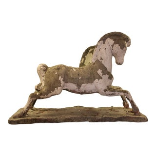 1970 Belgium Concede Garden Horse For Sale