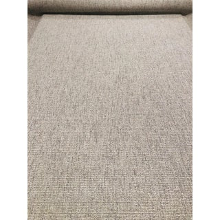 Jab Anstoetz Chivasso Frozen Secrets Grey Designer Multipurpose Fabric - 6 3/4 Yards For Sale