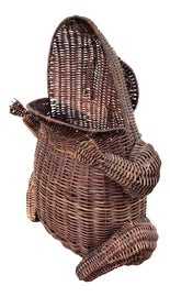 Image of Wicker Planters