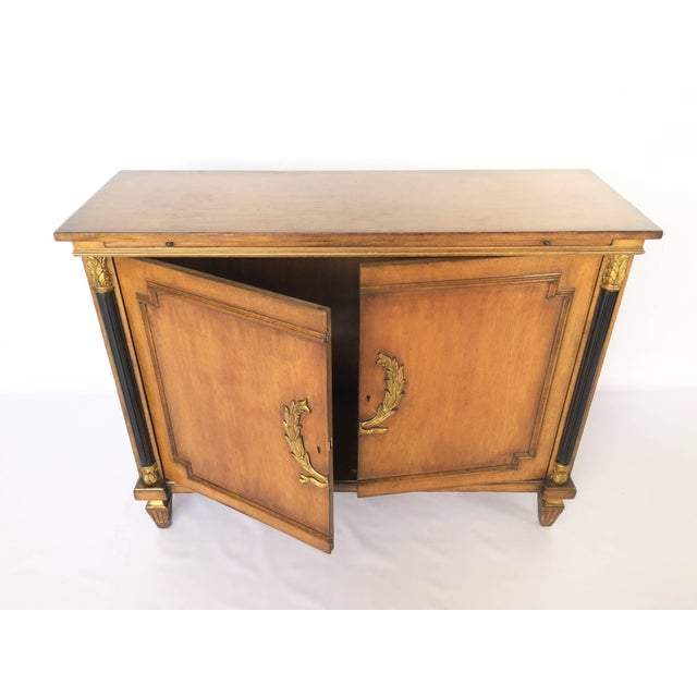 Neoclassical Exceptional Italian Neoclassical Sideboard For Sale - Image 3 of 8