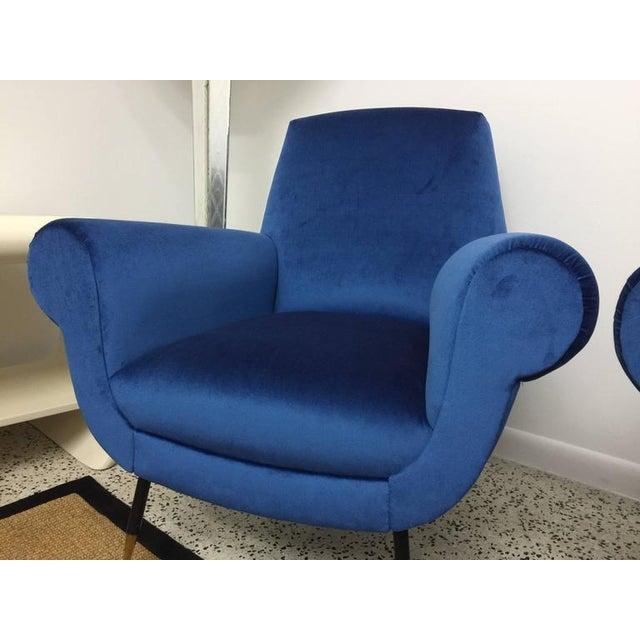 Gigi Radice Original Scrolled Armchairs - Image 3 of 6