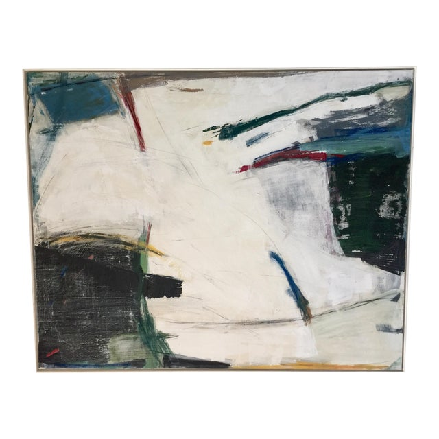 Abstract Expressionism Painting by Kimberly Moore For Sale