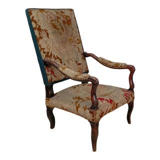 Regence Provincial Armchair, France Circa 1710 For Sale