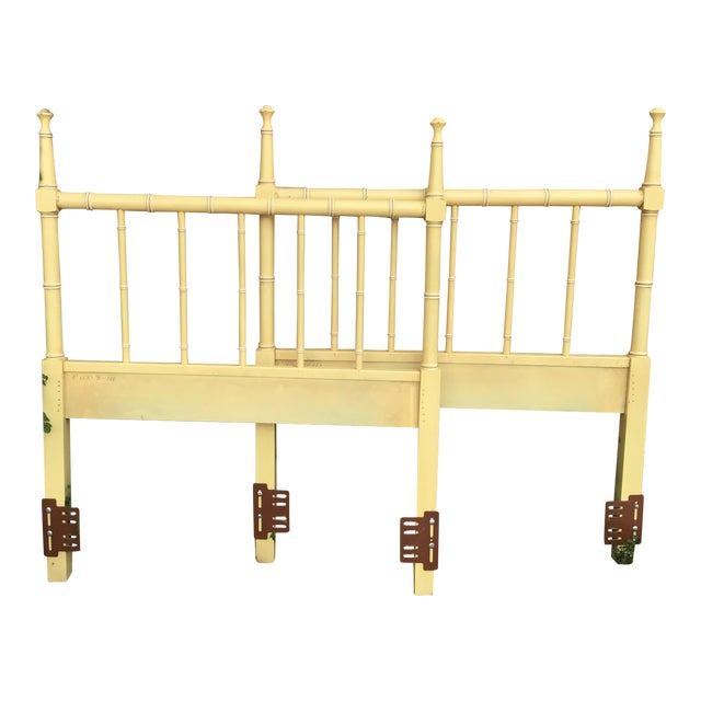 Henry Link Bali Hai Twin Headboards - A Pair For Sale